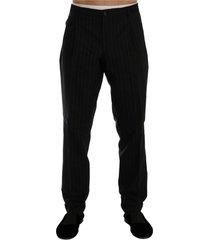 gestreepte jurk broek