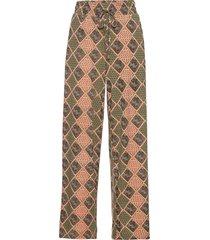 pantaloni a palazzo (verde) - bodyflirt
