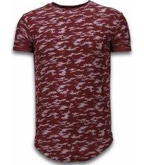 fashionable camouflage t-shirt