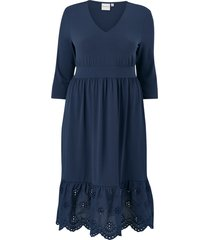 klänning jrshippi 3/4 sleeve midi dress
