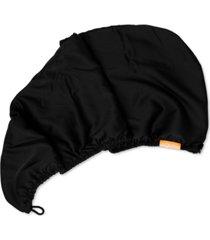 aquis double layer rapid dry hair turban