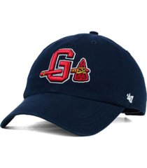 '47 brand gwinnett braves clean up cap