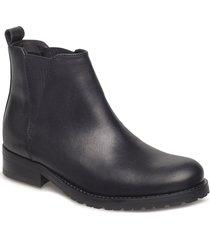 ave chelsea shoes boots ankle boots svart royal republiq