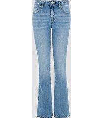 bootcut bailey jeans - mellanblå