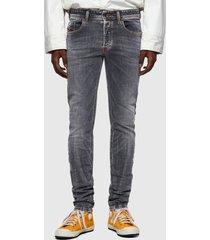 jeans sleenker x l 32 trousers 2 gris diesel