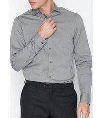 premium by jack & jones jpradrian shirt l/s noos skjortor grå