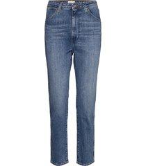 11wwz slimmade jeans blå wrangler