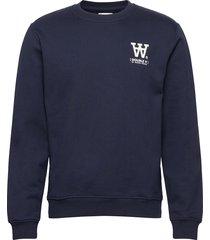 tye sweatshirt sweatpants mjukisbyxor blå wood wood