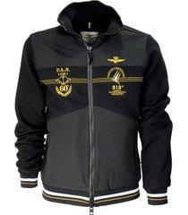 sweatshirt jacket 60 anniversary arrows
