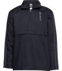 manolesjacket outerwear jackets anoraks zwart adidas performance