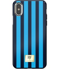 richmond & finch riverside stripes case for iphone x