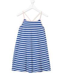 caramel tooting dress - blue