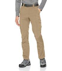 pantalon hombre silver ridge stretch beige columbia