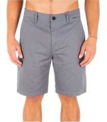 "hurley men's pleasure point 20"" shorts"