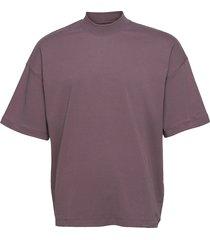 hamal t-shirt 11691 t-shirts short-sleeved lila samsøe samsøe