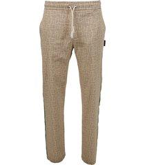 monogram comfy pants