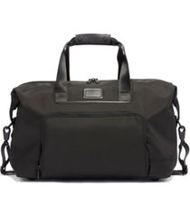 tumi alpha 3 double expansion travel satchel