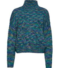 2nd edition johnny turtleneck coltrui blauw 2ndday