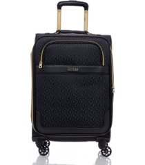 "guess fashion travel bellarini 20"" carry-on luggage"