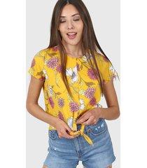 blusa amarilla la cofradía furtado