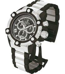 reloj invicta 13020_out acero negro acero inoxidable