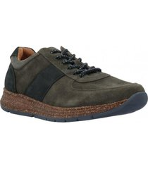zapatilla alpes casual azul rockford