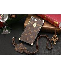 *brown eye trunk bag style plastic case apple iphone6/6s iphone7/8 plus iphonex