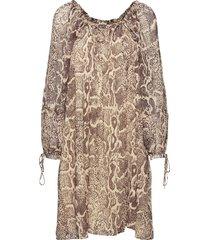 ellettria dresses everyday dresses brun by malene birger