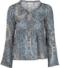 blus triumph l/s blouse