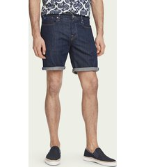 scotch & soda ralston short - blank page | slim fit