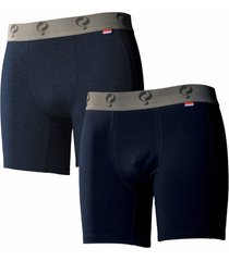 q1905 boxer 2-pack jeans / navy