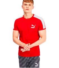 camiseta - rojo - puma - ref : 59529211