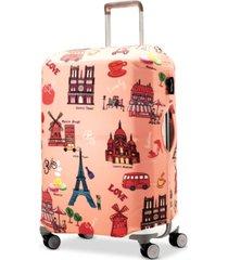 samsonite paris medium luggage cover