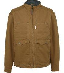 wolverine courtland jacket cognac, size xxl