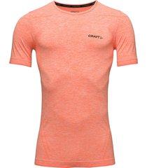 craft active comfort rn ss m sw.blue t-shirts short-sleeved orange craft