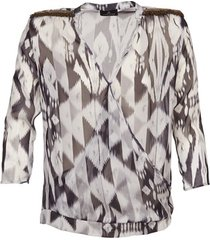 blouse one step crepuscule