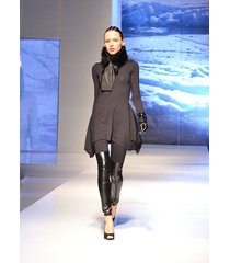 fashion tunika / czarna