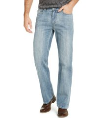 alfani men's keith bootcut jeans, created for macy's