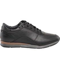 zapato casual fort negro bosi