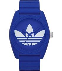 reloj adh6169 unisex azul adidas
