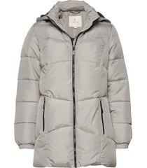 jacket outerwear heavy fodrad rock grå brandtex