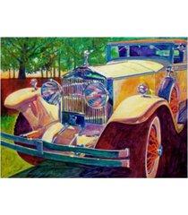 """david lloyd glover the great gatsby canvas art - 37"""" x 49"""""""