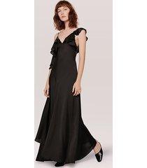 black the oscar dress