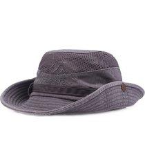 bordados sombrero del pescador al aire libre