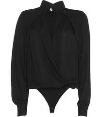 marc ellis blouses