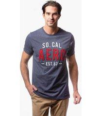 camiseta aeropostale soft masculina - masculino