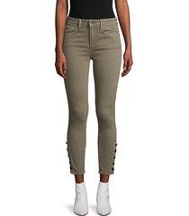 jackie cropped skinny-fit jeans
