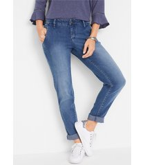soft stretch jeans in chinostijl