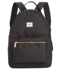 herschel supply co. nova mid volume backpack - black