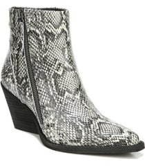 zodiac ramona booties women's shoes